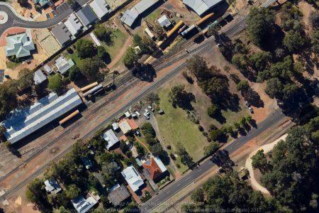 Railway Corridor Mapping, WA